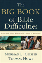 The Big Book of Bible Difficulties