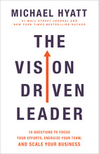 The Vision Driven Leader, Britt Worldwide Edition