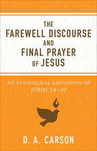 The Farewell Discourse and Final Prayer of Jesus, Repackaged Edition
