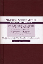 Minister's Service Manual, Updated and Expanded Edition