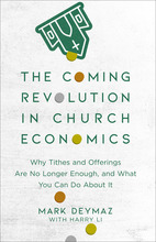 The Coming Revolution in Church Economics