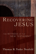 Recovering Jesus