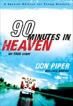90 Minutes in Heaven, Young Reader's Edition