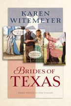 Brides of Texas, 3 in 1 Edition