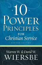 10 Power Principles for Christian Service, 2nd Edition