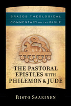 The Pastoral Epistles with Philemon & Jude