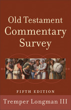 Old Testament Commentary Survey, 5th Edition