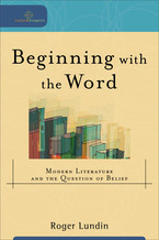 Beginning with the Word