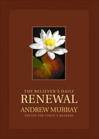 The Believer's Daily Renewal, Repackaged Edition