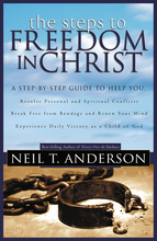 The Steps to Freedom in Christ, Revised Edition