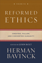 Reformed Ethics, Volume 1