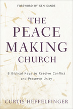 The Peacemaking Church