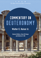 Commentary on Deuteronomy