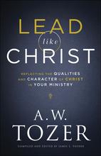 Lead like Christ