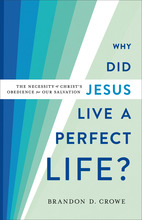 Why Did Jesus Live a Perfect Life?