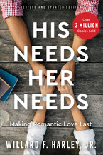 His Needs, Her Needs, Revised and Updated Edition