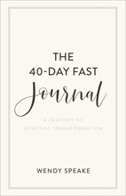 The 40-Day Fast Journal/The 40-Day Sugar Fast Bundle