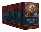 Catholic Commentary on Sacred Scripture New Testament Set, 17 Volumes