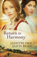 Return to Harmony, Repackaged Edition