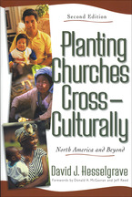 Planting Churches Cross-Culturally, 2nd Edition