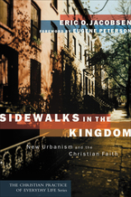 Sidewalks in the Kingdom