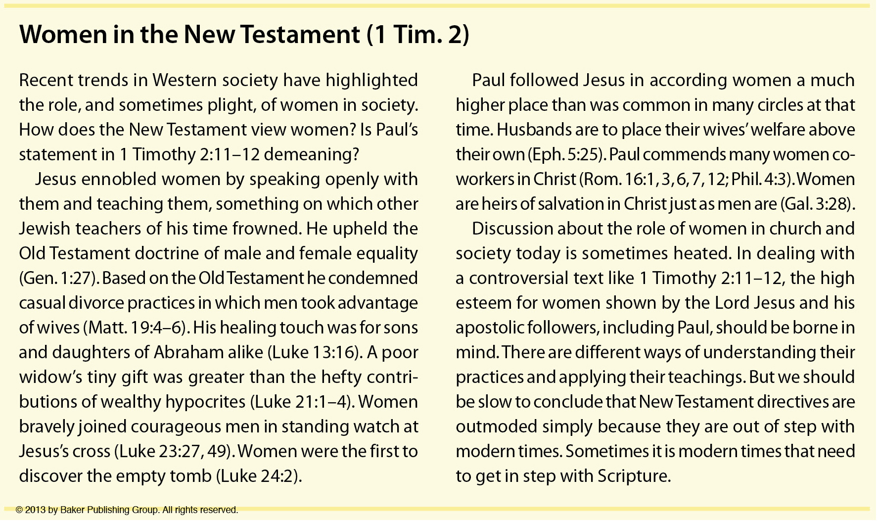 view bible review br magazine
